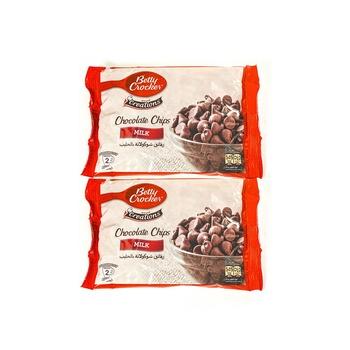 Betty Crocker Choco Chips Assorted 2X200g