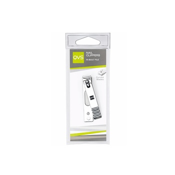 QVS Nail Clippers (Laser File)