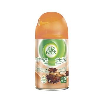 Air Wick Freshmatic Max Refill Essence Of Cinnamon 250ml