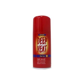 Deep Heat Fast Relief Spray 150ml
