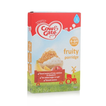 Cow & Gate Fruity Breakfast  125g