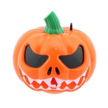 Halloween Pumpkin Shape with Light