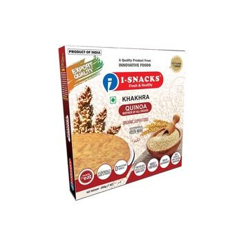 I Snack Quinoa Khakra 200g