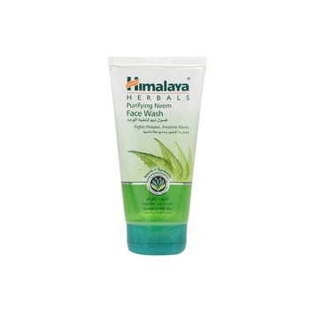 Himalaya Herbal Purifying Neem Face Wash Normal to Oily Skin 150ml
