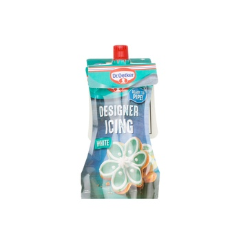 Dr. Oetker designer icing pouch white 140g
