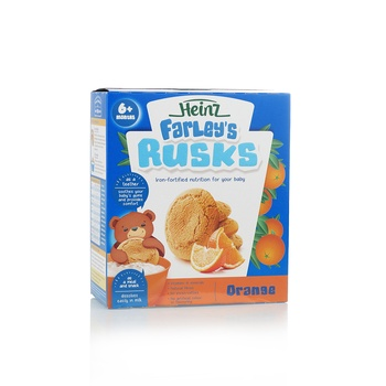 Farleys Rusks Orange 300g