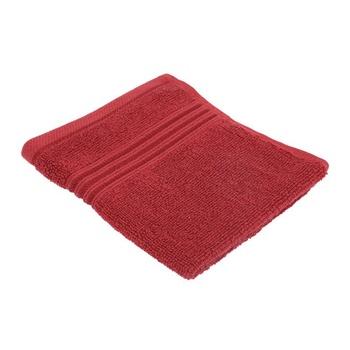 Infinity Face Towel 33x33cm (Maroon)