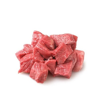 Beef Cubes Low Fat Grain Fed