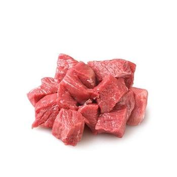 Beef Cubes Low Fat Grain Fed