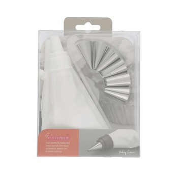 """ChefS Pride 10"""" Piping Bag"""