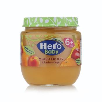 Hero Baby Food Mixed Fruit 130g