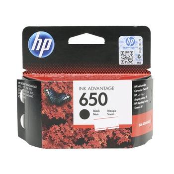 HP Cartridge 650 - Black Color