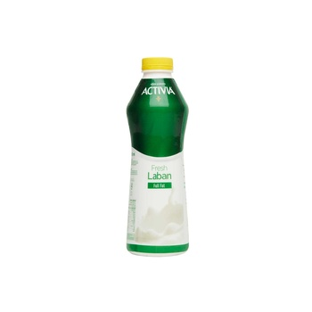 Activia Fresh Laban Full Fat 850ml