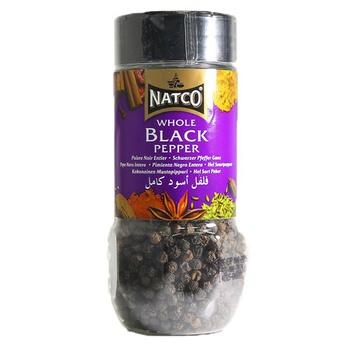 Natco Whole Black Pepper 100g