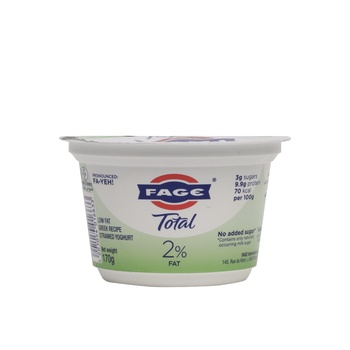 Fage Total 2% 170 Gm