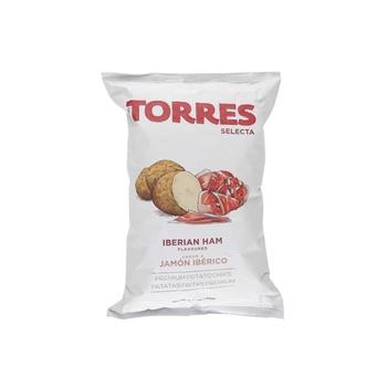 Torres Iberien Ham Flavour selecta Potato Chips 150g