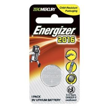 Energizer 3 v ECR2016 3 v Lithium Battery (Pack 1)