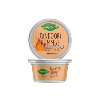 Wingreens Tandoori Hummus 150g