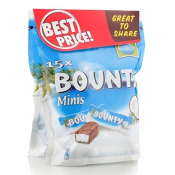Bounty Minis 2 x 427.50g