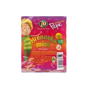 Perutina Pepe Mini Chicken Frankfurter 100g