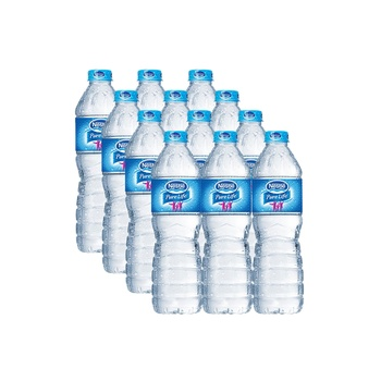 Nestle Pure Life Bottled Drinking Water 12 x 600 ml