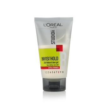 Loreal Invisihold 24 Hours Natural Clear Gel 150ml