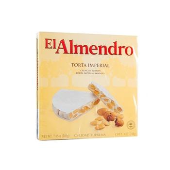 El-Almendro Torta Imperial Non Vegetable  200g