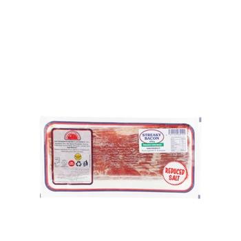Farmers Choice Smoked Streaky Bacon 400 Gms.