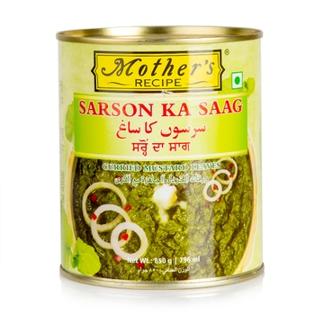 Mother Recipe Sarson Ka Saag 850g