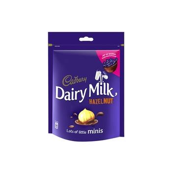 Cadbury Hazelnut Mini Doy Bag 168g