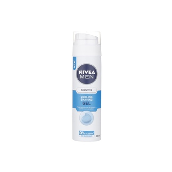 Nvea Men Sens Cool Shaving Gel 200 ml