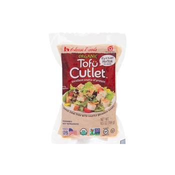 House Hinoichi Organic Tofu Cutlet 6.5