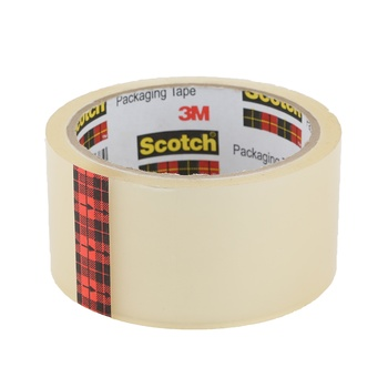 3M Scotch Clear Packaging Tape