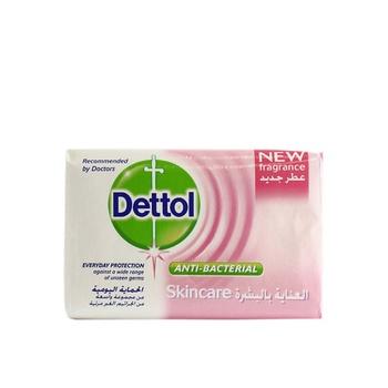 Dettol Soap Skin Care 125g