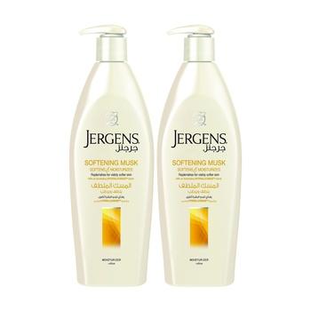 Jergens Lotion Softning Mask 2x400ml @ 35% Off