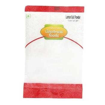 Goodness Foods Lemon Salt Powder 100g