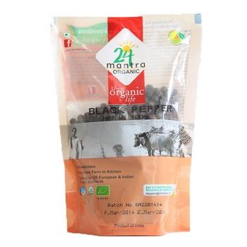 24 Mantra Organic Black Pepper 10g
