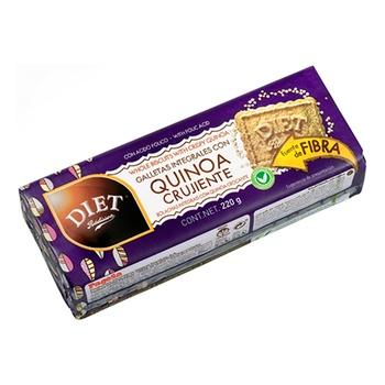 Diet Radisson Whole Quinoa Bisc 220g