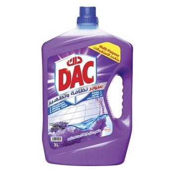 DAC Disinfectant Plus -Lavender 3 ltr