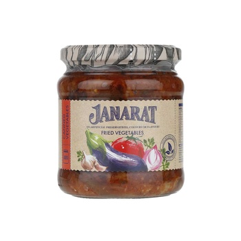 Janarat Mixed Fried Vegetables 450g