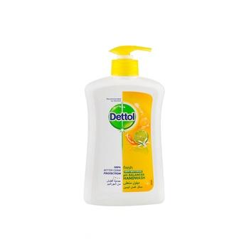 Dettol Liquid Hand Wash Soap Fresh 400ml