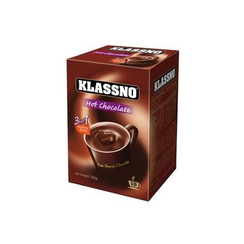 Klassno 3In1 Hot Chocolate 10Sx25g