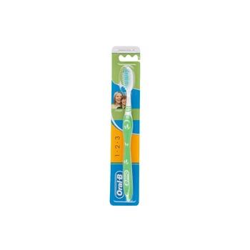 Oral B Robin Hood 3DEffect Natural Fr 40 Soft Medium