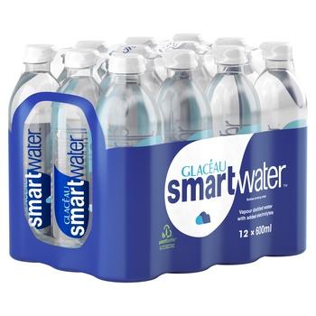 Smart water 12X600ml