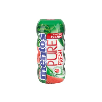Mentos Pocket Bottle Juice Blast Watermelon 24g