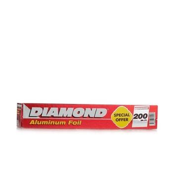 Diamond Aluminium Foil 200 Sq. Ft. @ 10% Off