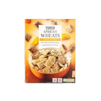 Tesco Apricot Wheats 500g