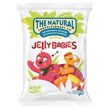 The Natural Confectionery Jelly Babá260g