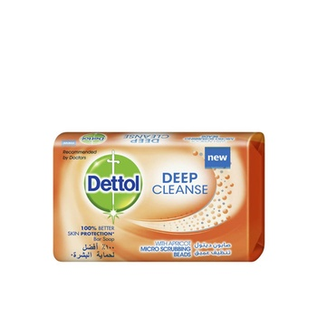 Dettol Deep Cleanse Bar Soap 165g