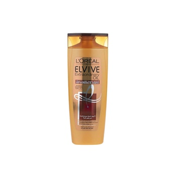 Loreal Elvive Oil Shampoo Dry To Very Dry Hair 400 ml